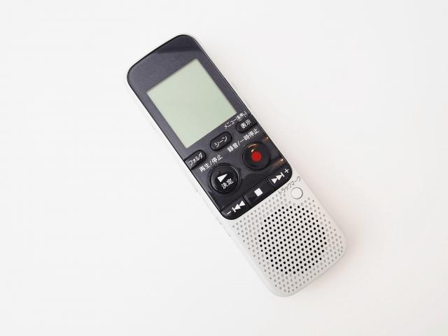 電話占いを録音するおすすめアイテム3選