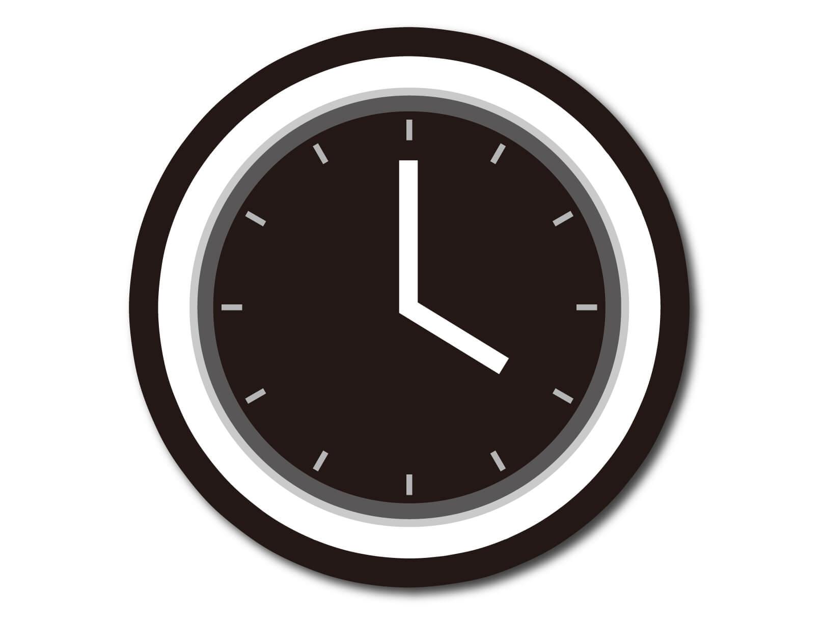 時間に応じて料金が発生する料金システム
