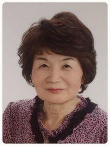 横山玖汪先生