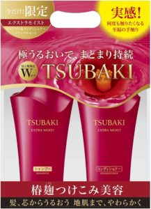 TSUBAKI エクストラモイストシャンプー