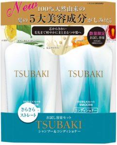 TSUBAKI さらさらストレートシャンプー