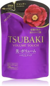 TSUBAKI ボリュームタッチシャンプー